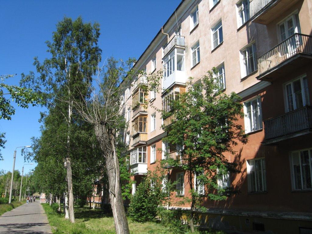 Улица Седова, Северодвинск