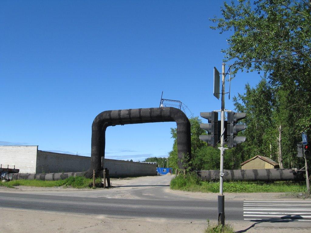 Первомайская улица, Северодвинск