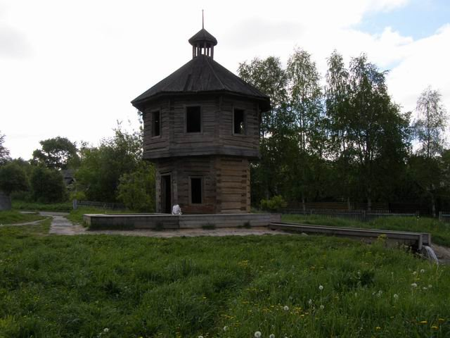 Соляной источник, Сольвычегодск
