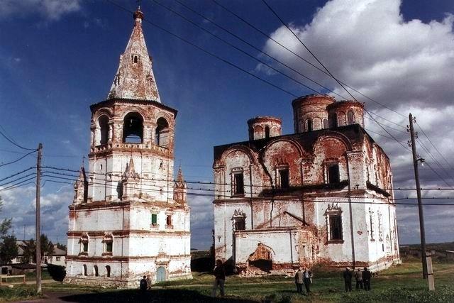 Холмогоры / Kholmogory, Холмогоры