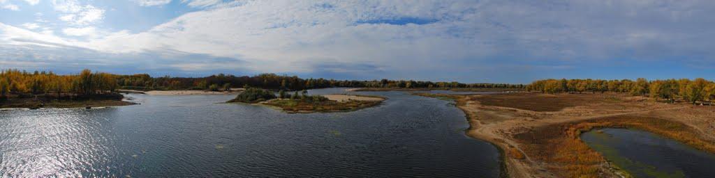 Панорама Ахтубы, Ахтубинск