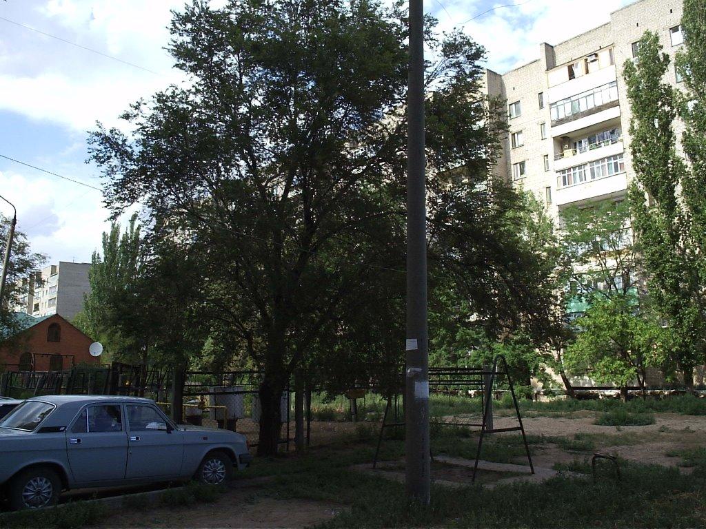 наш двор, Ахтубинск