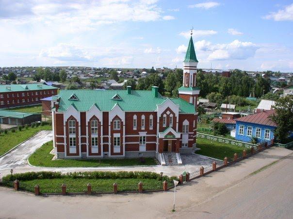 Mosque Аскино, Аскино