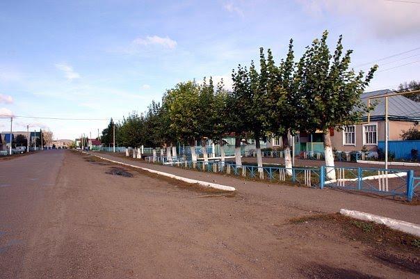 Центральная, Исянгулово