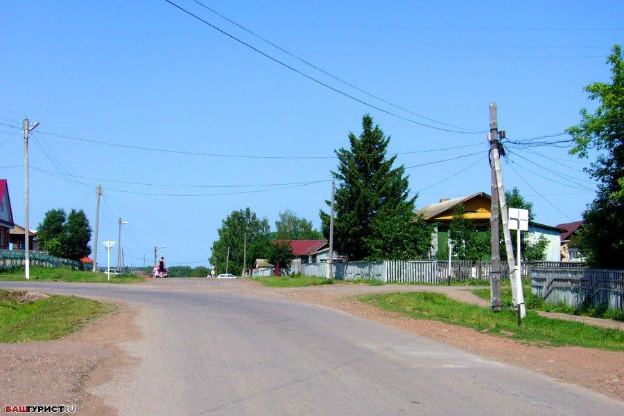 Поворот, Красноусольский