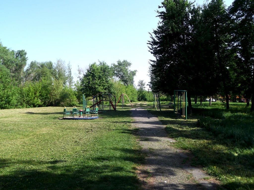 Детская площадка., Грайворон
