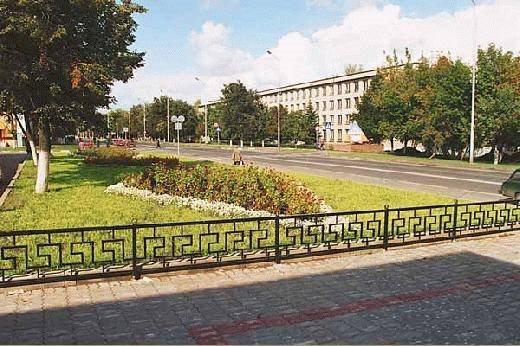 МГОУ, Губкин