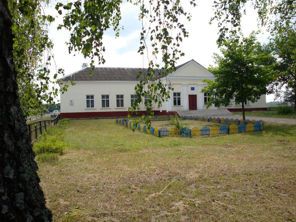 клуб, Алтухово