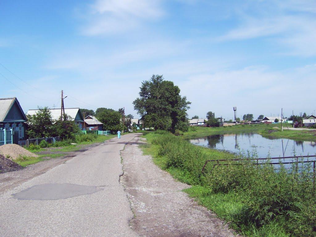 р. Исток, Кабанск