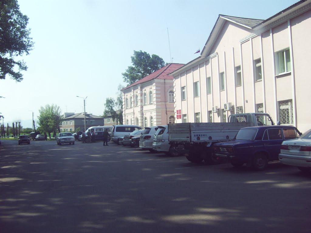 Кабанск, Кабанск