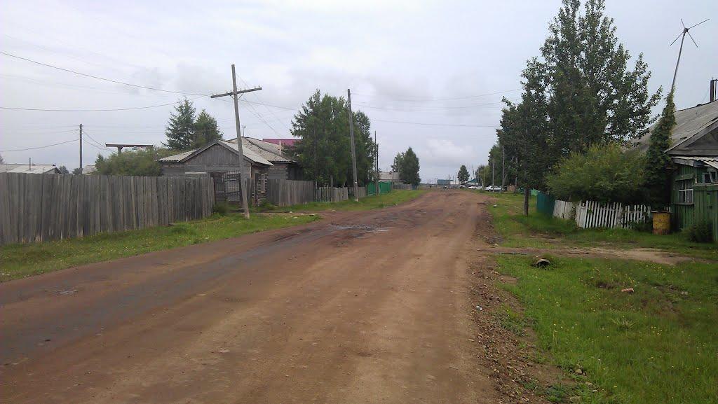 Школьная, Сосново-Озерское