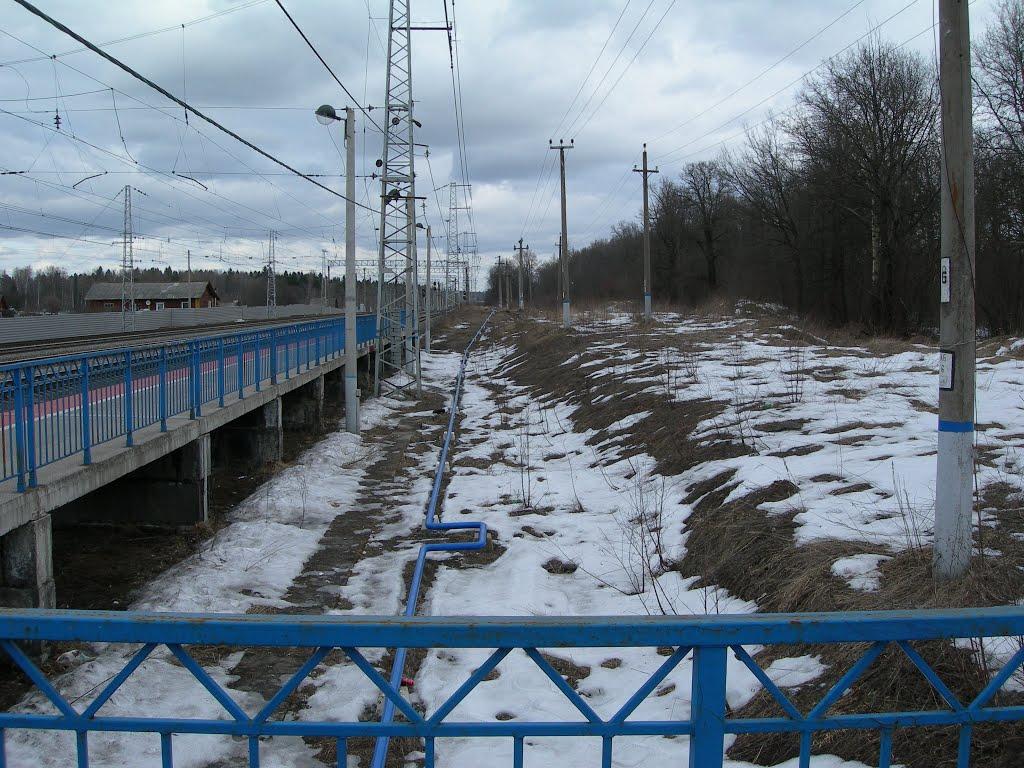 Балакирево - высокая платформа, Балакирево