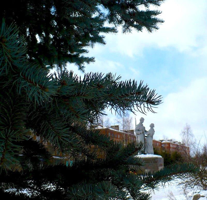 Монумент, Карабаново