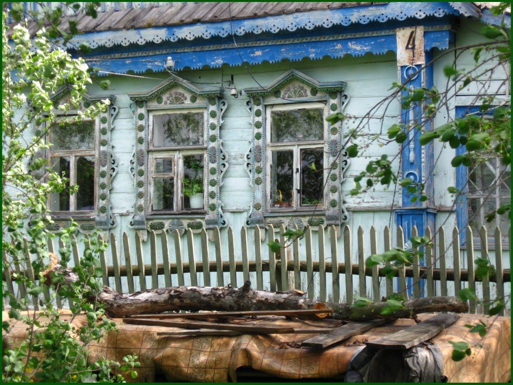 Три окошка на улицу, Карабаново