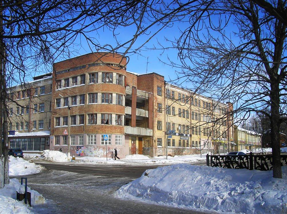 Жилой дом, Ковров