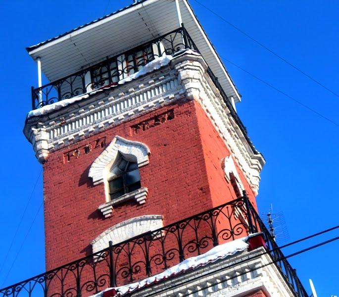 Пожарная каланча, Ковров