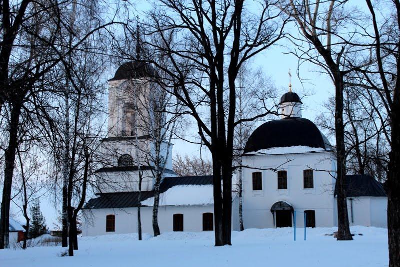 Церковь Иоана Воина, Ковров