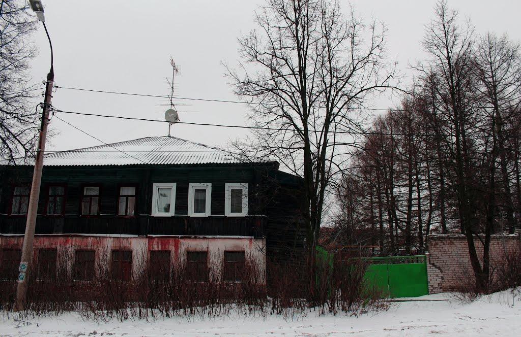 Свердлова 8, Ковров