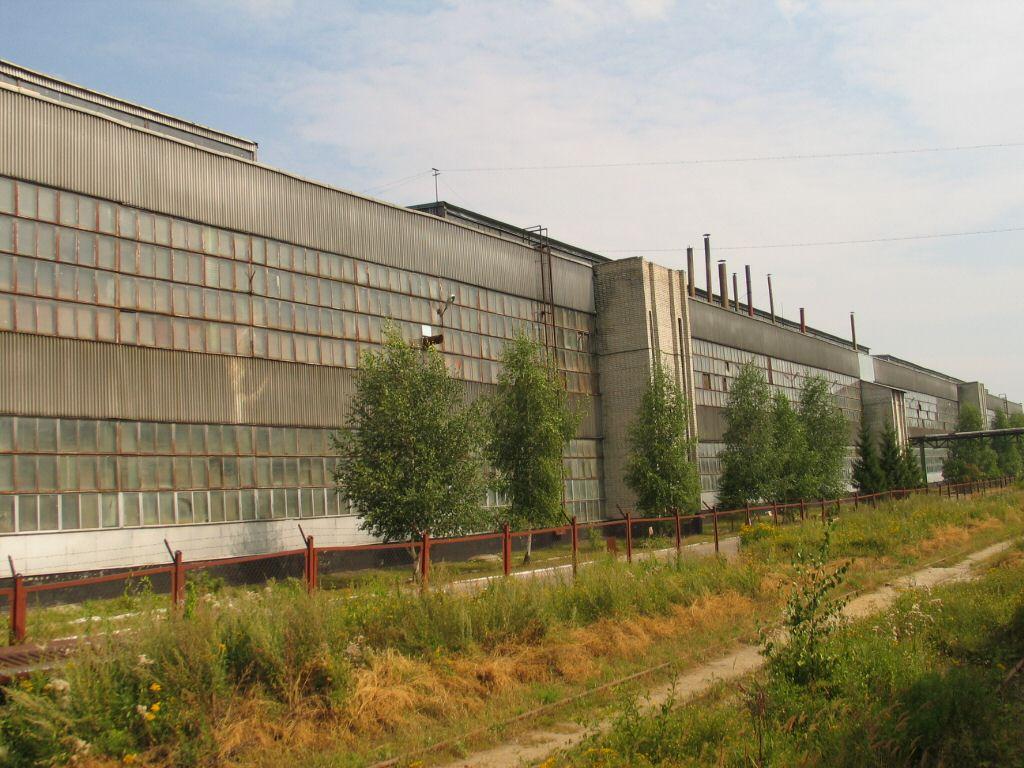 Цех ТНП Кольчугинского завода, Кольчугино