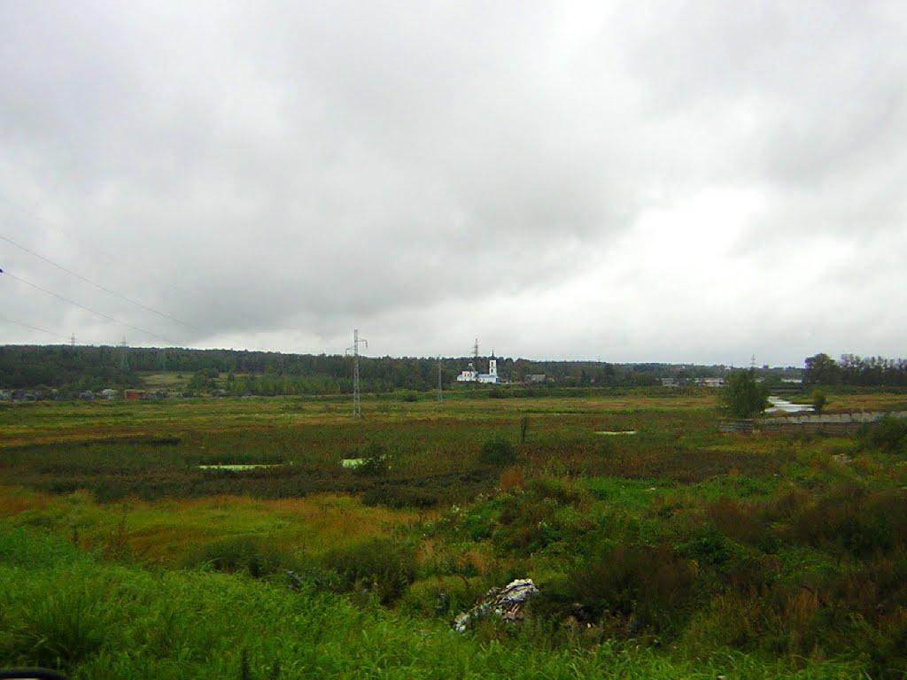 Литвиновские хутора, Кольчугино