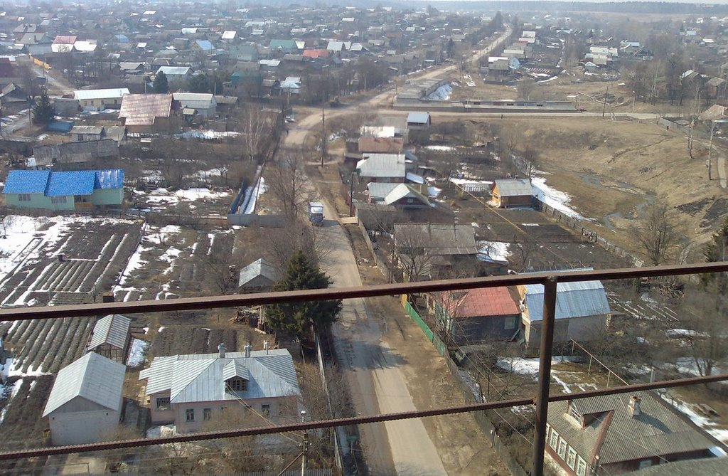 Kolchugino st. Dobrovolskogo, Кольчугино