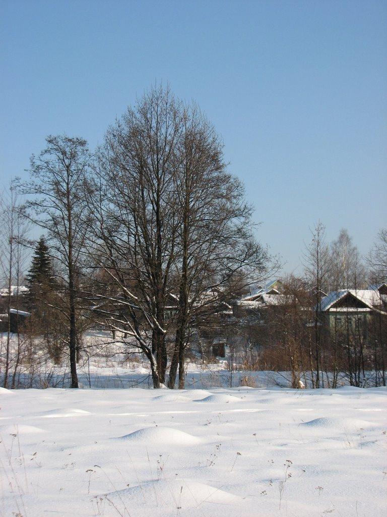 Зима (Winter), Меленки