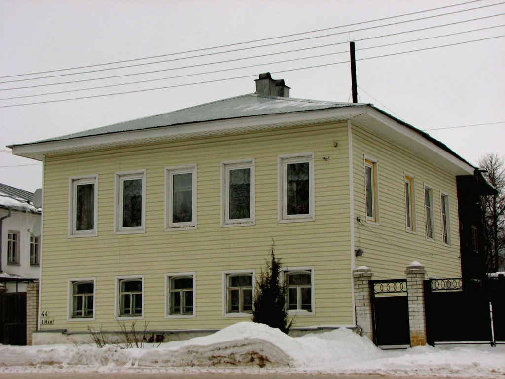 Дом На Ул. 1 Мая, Г.Меленки (Old House), Меленки