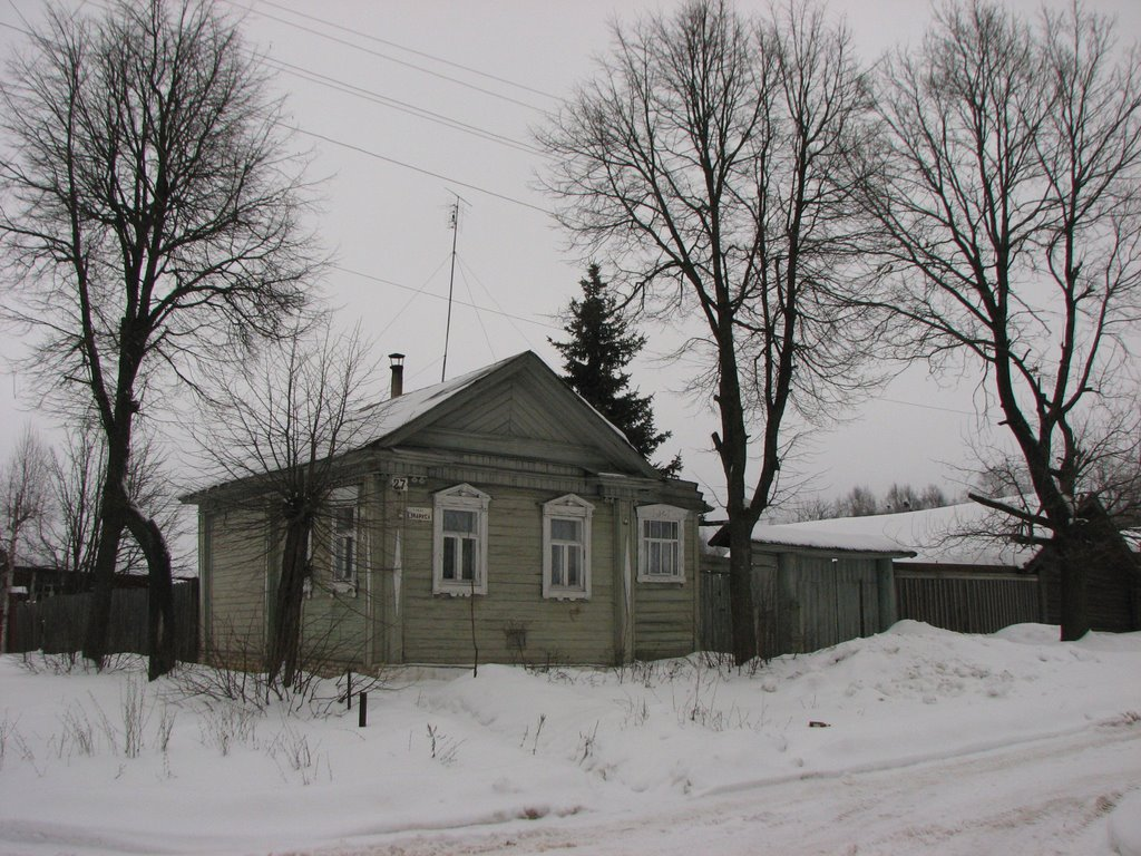 Дом в Меленках (House At The Melenki), Меленки