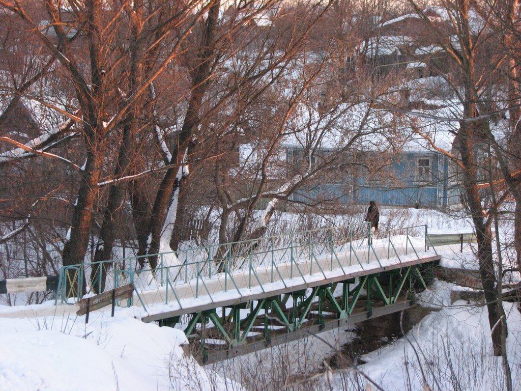 Мост Через Речку Меленку (The Bridge Over The River Melenka), Меленки