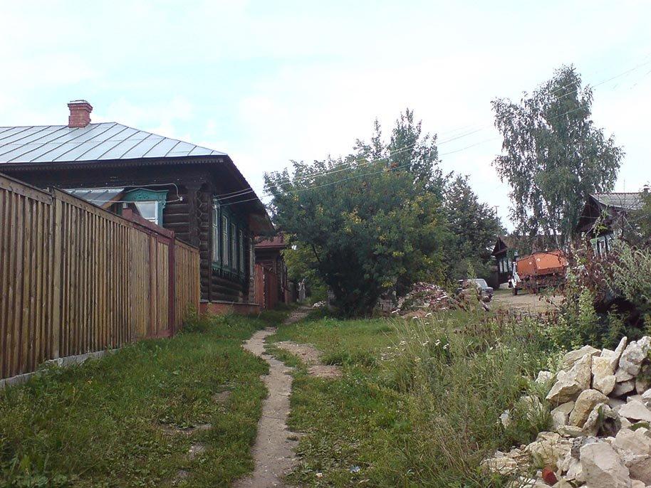 ул.Красноармейская, Меленки