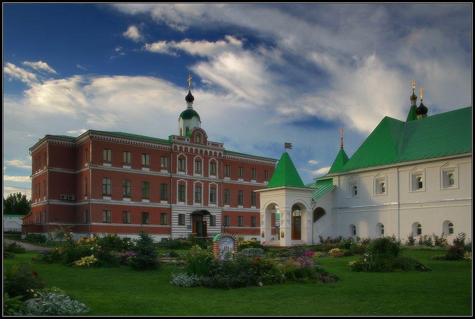 Спасский монастырь, Муром