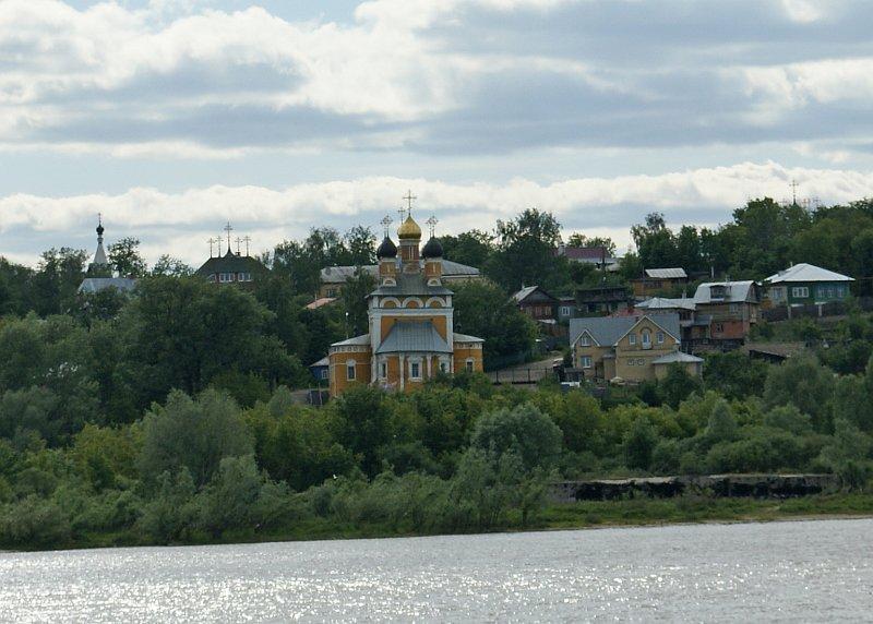 храм Николы Набережного, Муром