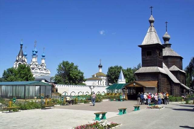 Муром. Троицкий монастырь, Муром