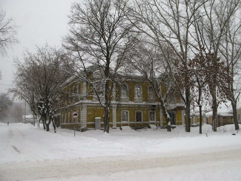 Old manor, Муром