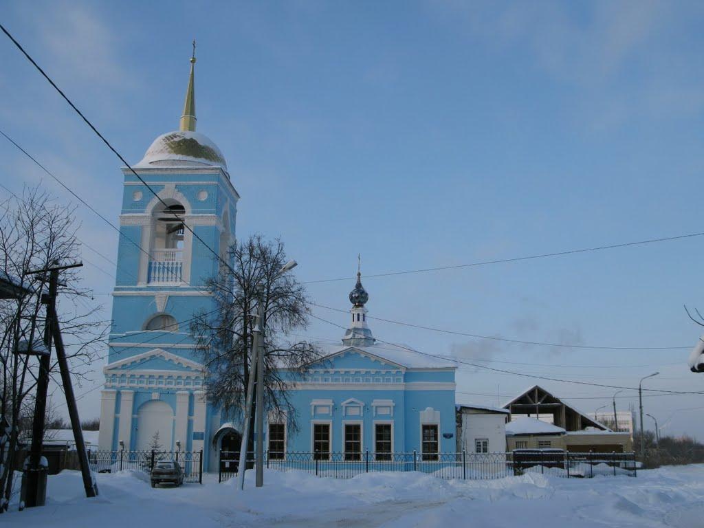 Sretenskia church 1, Муром