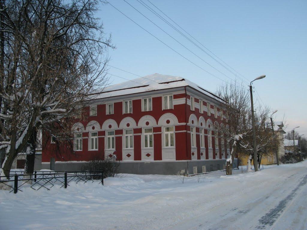 Former Medical college, Муром