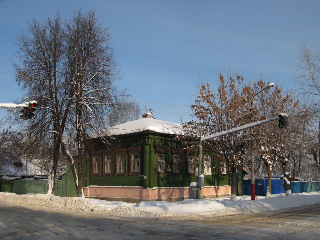 Wooden House in Murom, Муром