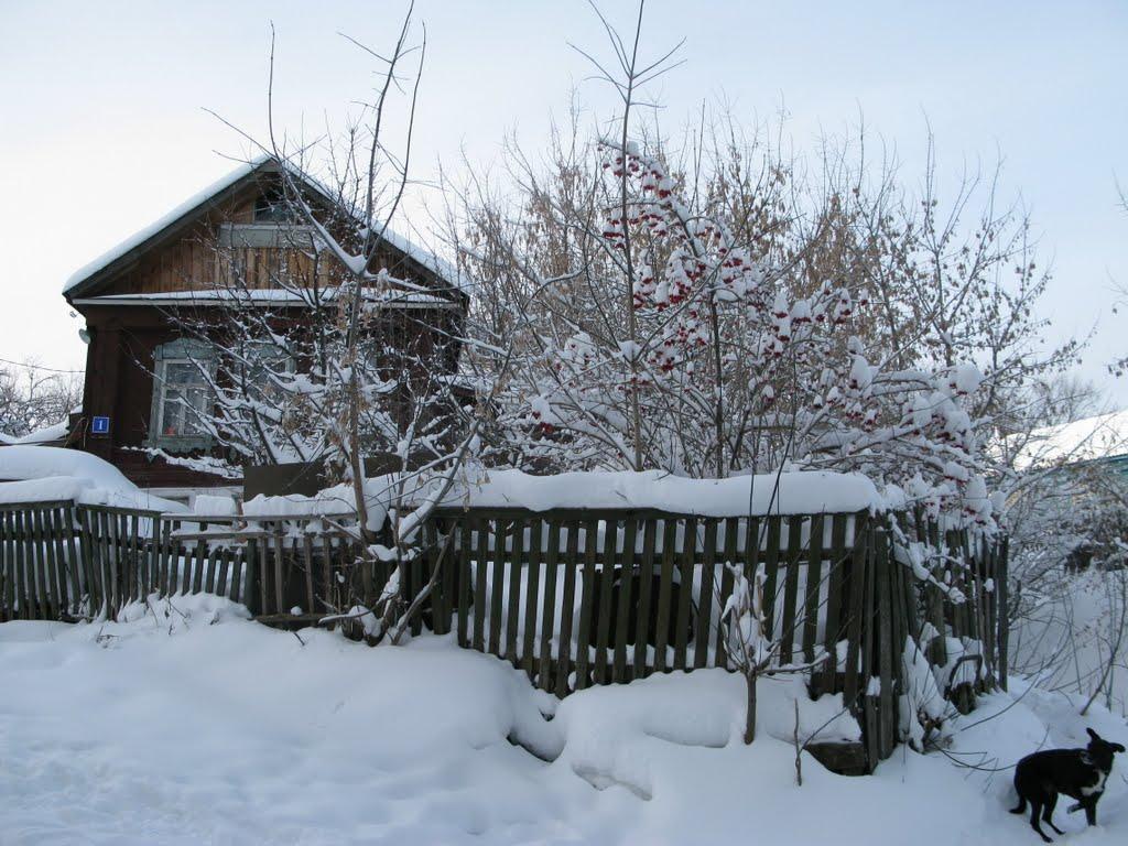 Typical russian scenery, Муром