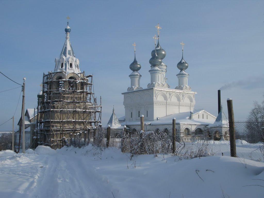 Voskresenskiy monastery 3, Муром