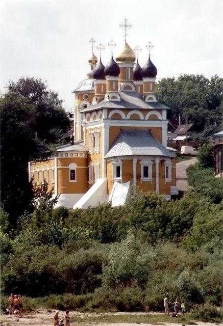 """Муром. """"Никола Набережный"""", 1714 г. / Murom, Муром"""