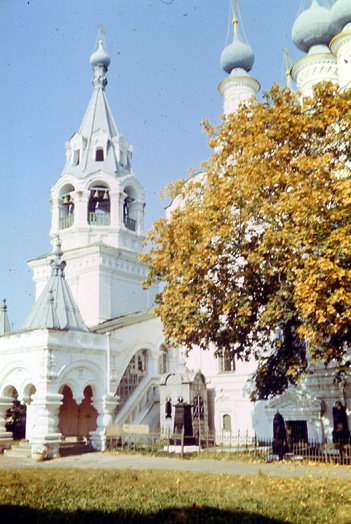 Cathedral of Annunciation monastery, Муром