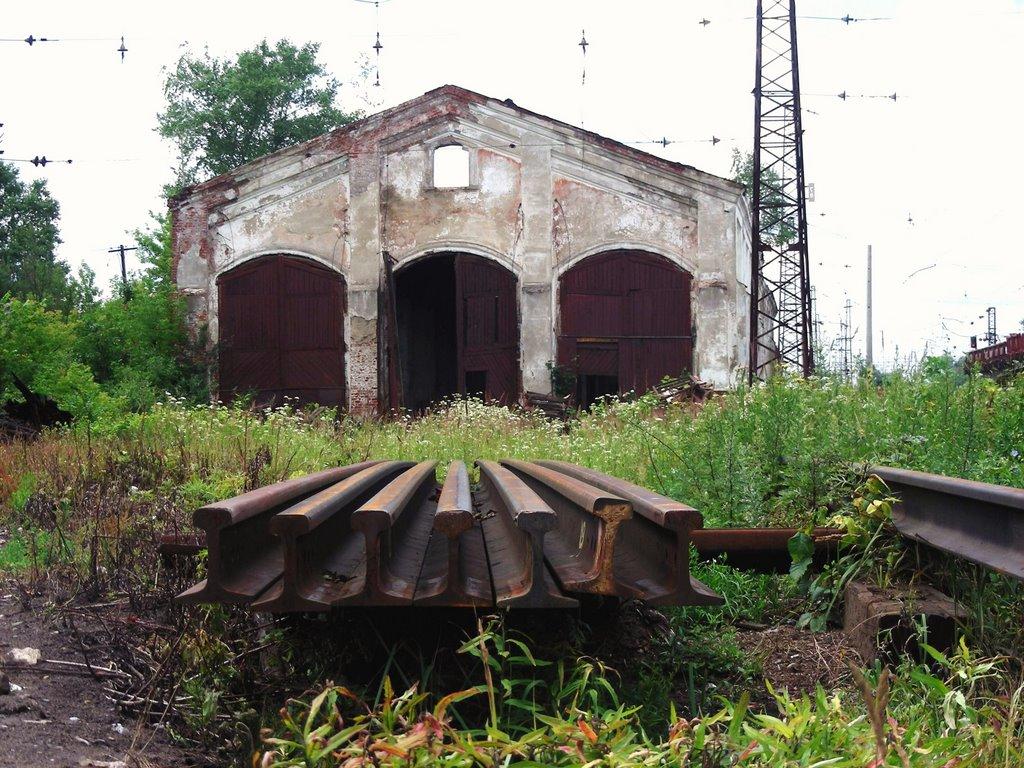 Старое локомотивное депо (г. Петушки Владимирской области), Петушки