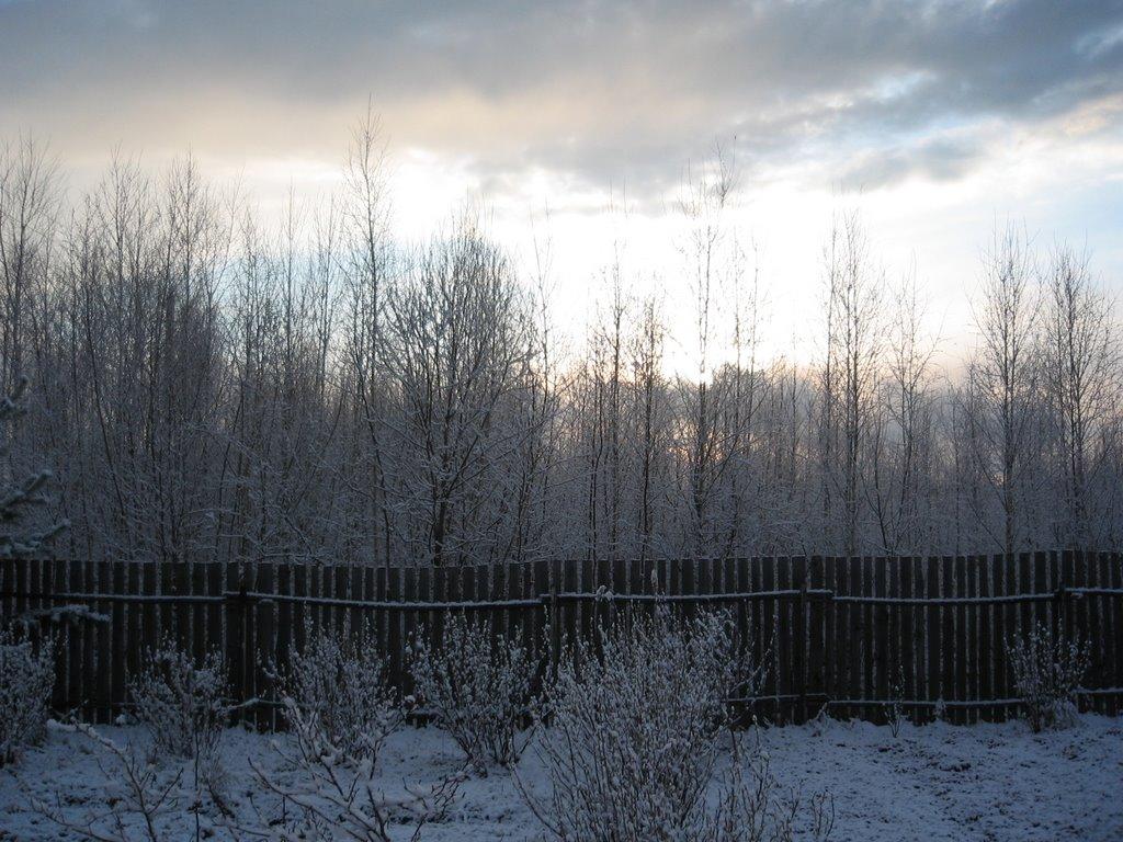 Пасха, 8 апреля 2007, С/Т Покровчанин, г. Покров, Владимирская область, Покров