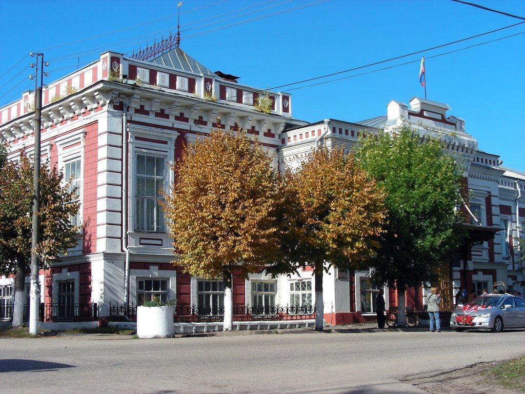 Улица Советская (г. Покров Владимирской области), Покров