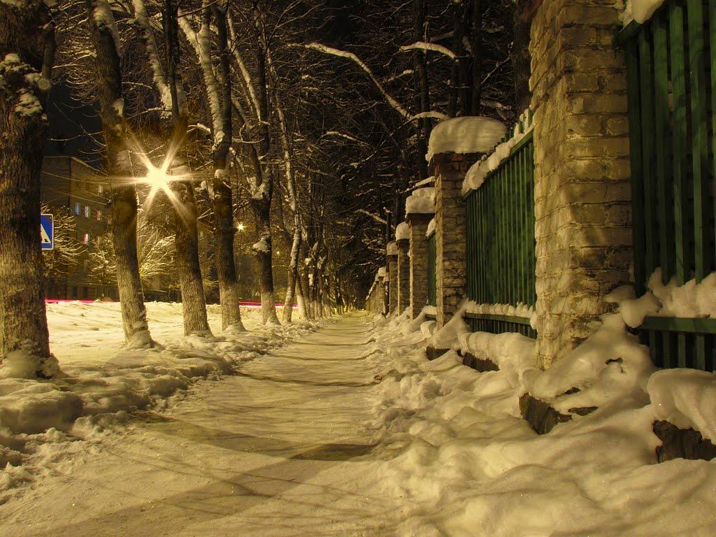 Зима 2011, Покров