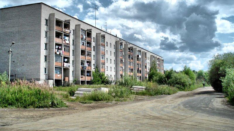 Городская улица, Собинка