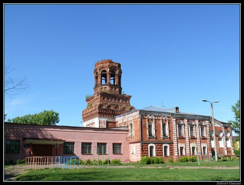 Собинка. Здание школы, Собинка