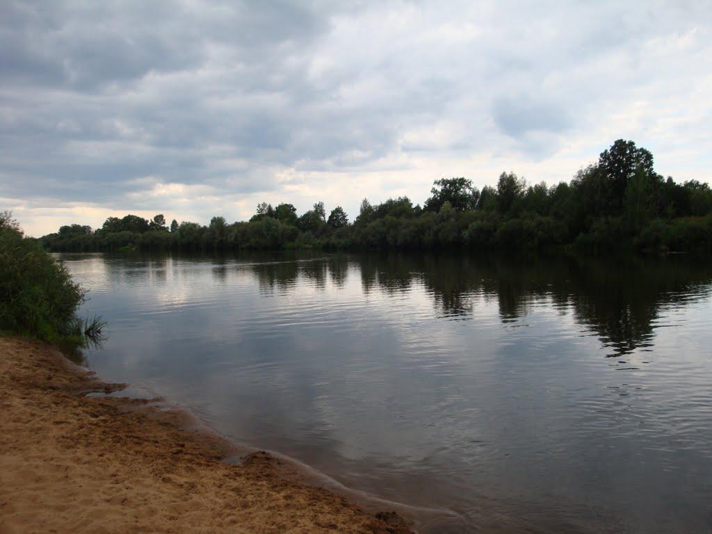 Пляж, Собинка