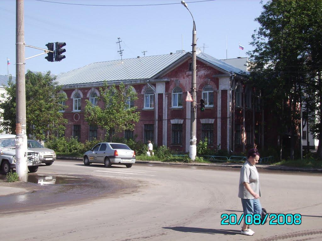 Бывшая начальная школа, Собинка
