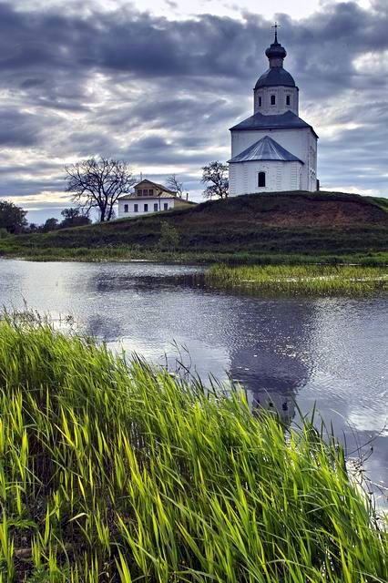 Суздаль. Ильинская церковь, Суздаль
